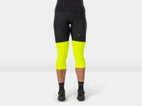 Bontrager Warmer Thermal Knee Large Radioactive Yellow