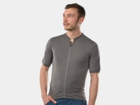 Bontrager Jersey Adventure Wool X-Small Pewter