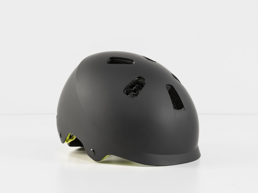 Bontrager Helm Jet WaveCel Youth Black/Volt CE